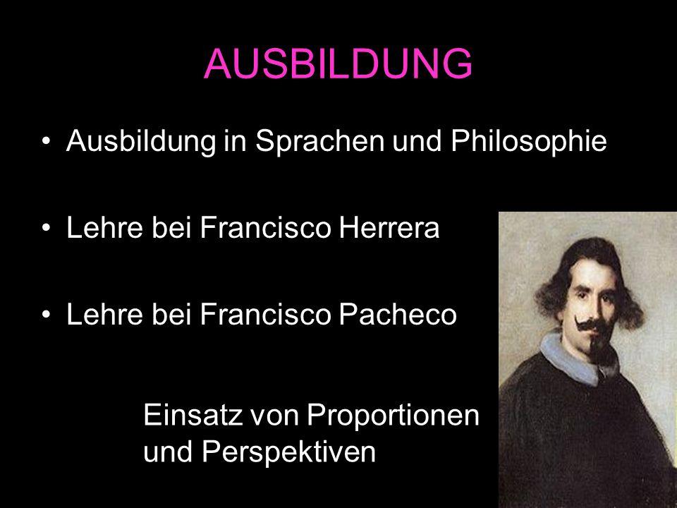 AUSBILDUNG Ausbildung in Sprachen und Philosophie