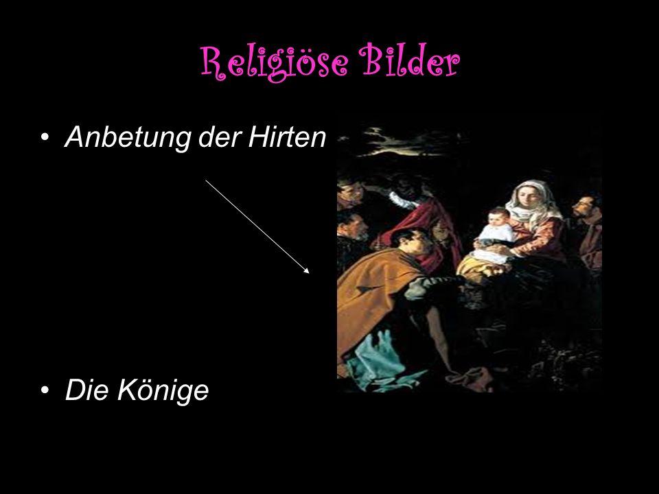 Religiöse Bilder Anbetung der Hirten Die Könige