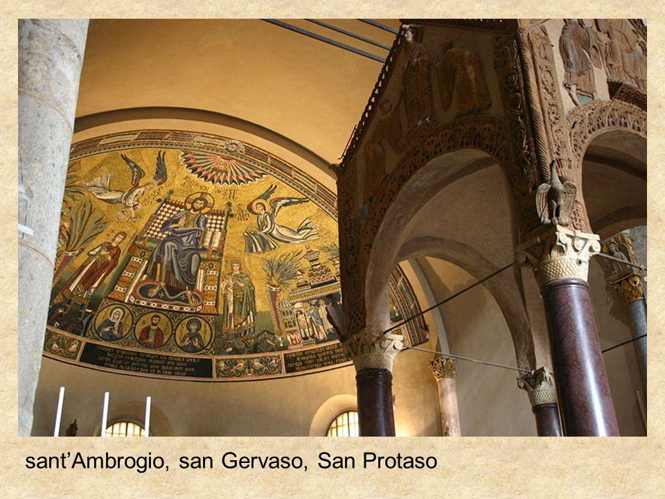 sant'Ambrogio, san Gervaso, San Protaso