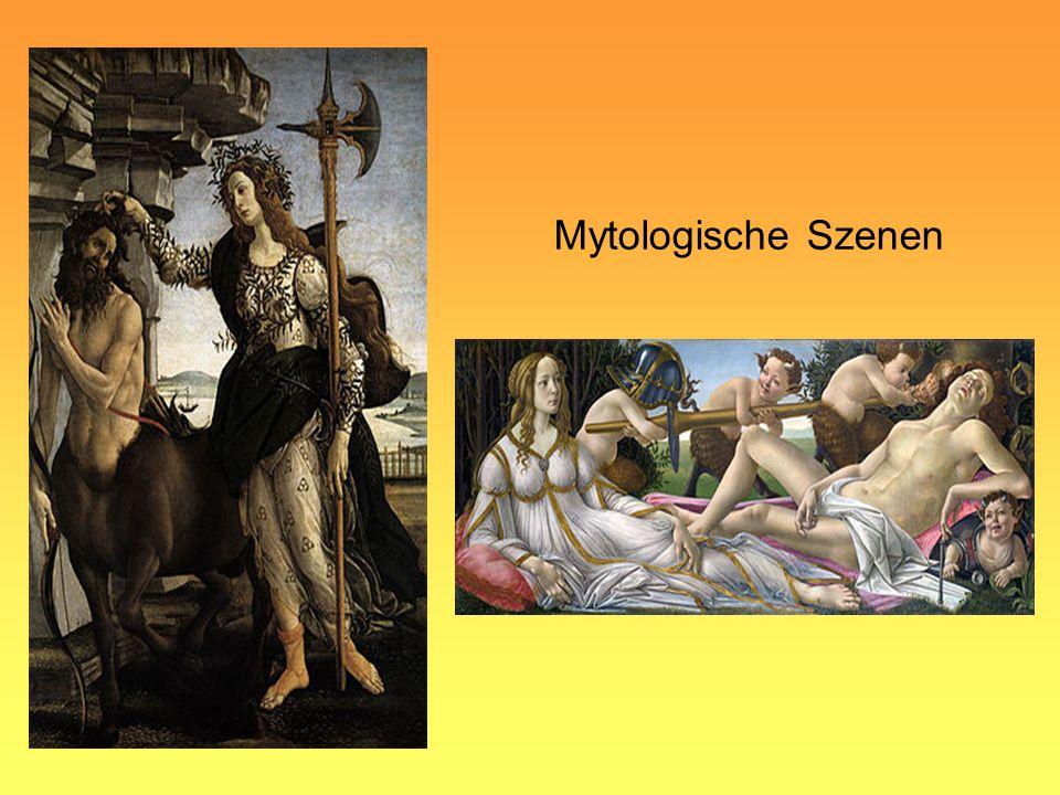 Mytologische Szenen
