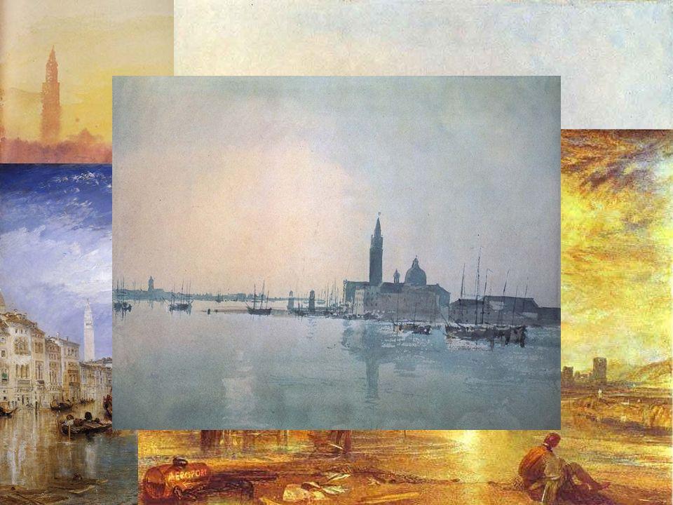 Venedig von Turner Hier kann man den Styl Turners sehen
