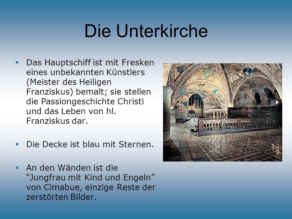 Die Unterkirche