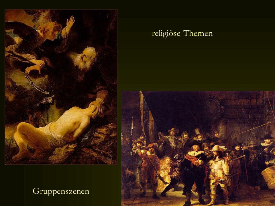 religiöse Themen Gruppenszenen