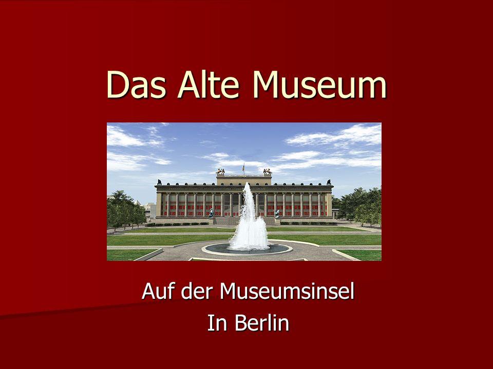 Auf der Museumsinsel In Berlin