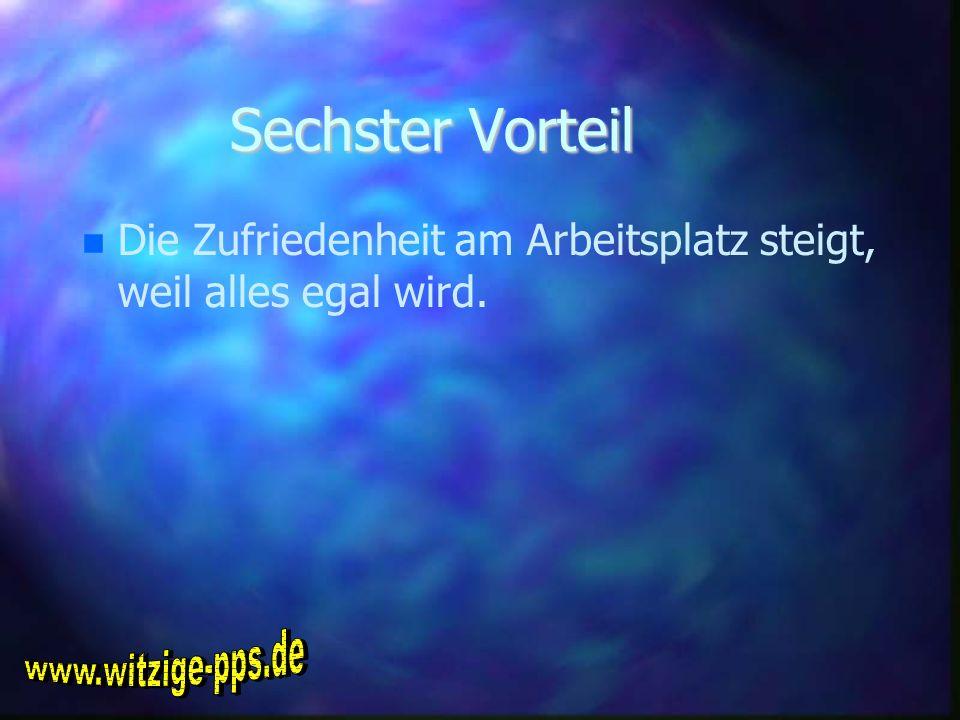 Sechster Vorteil www.witzige-pps.de
