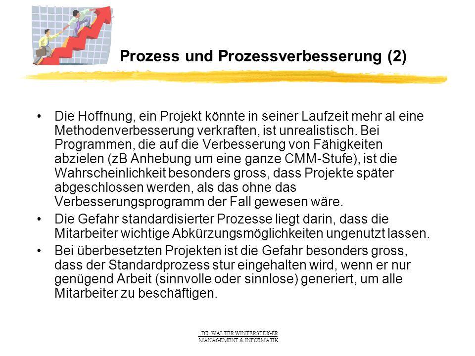 Prozess und Prozessverbesserung (2)