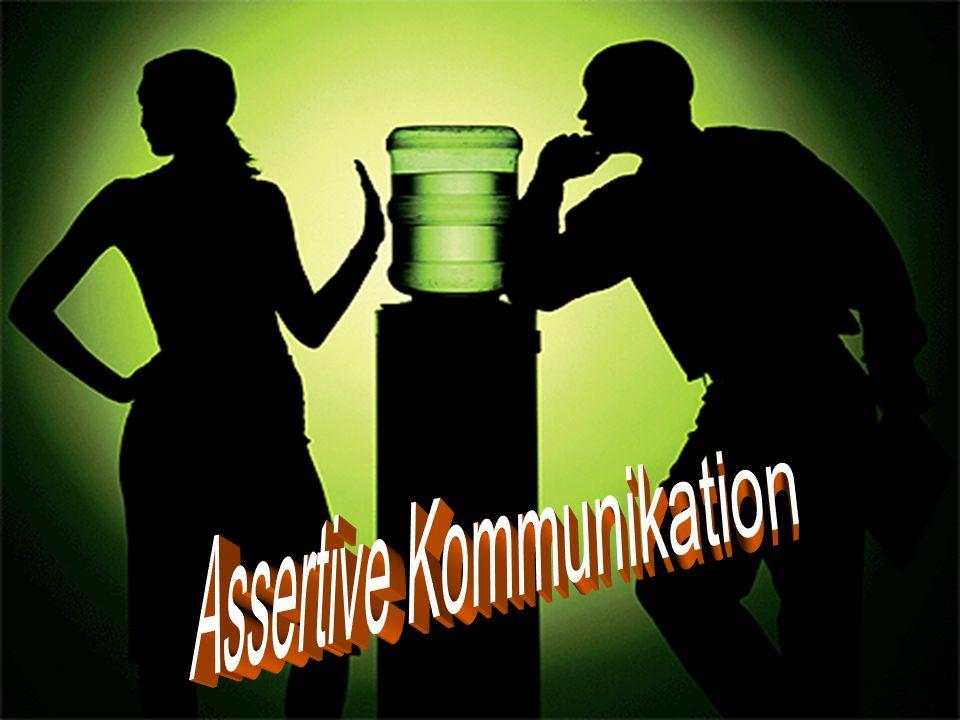 Assertive Kommunikation