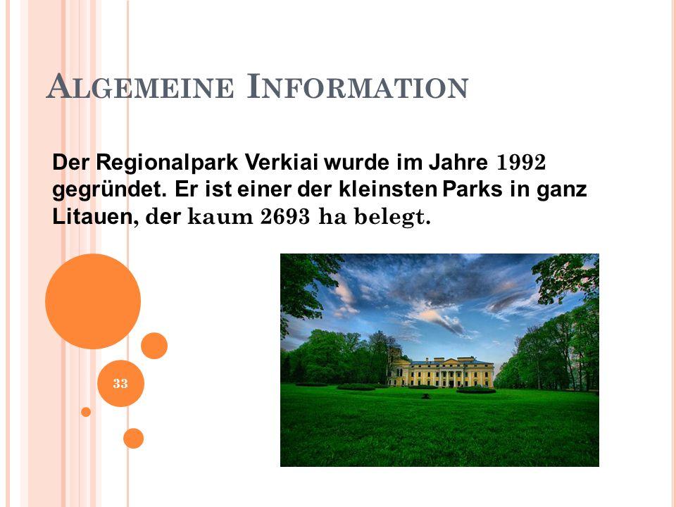 Algemeine Information