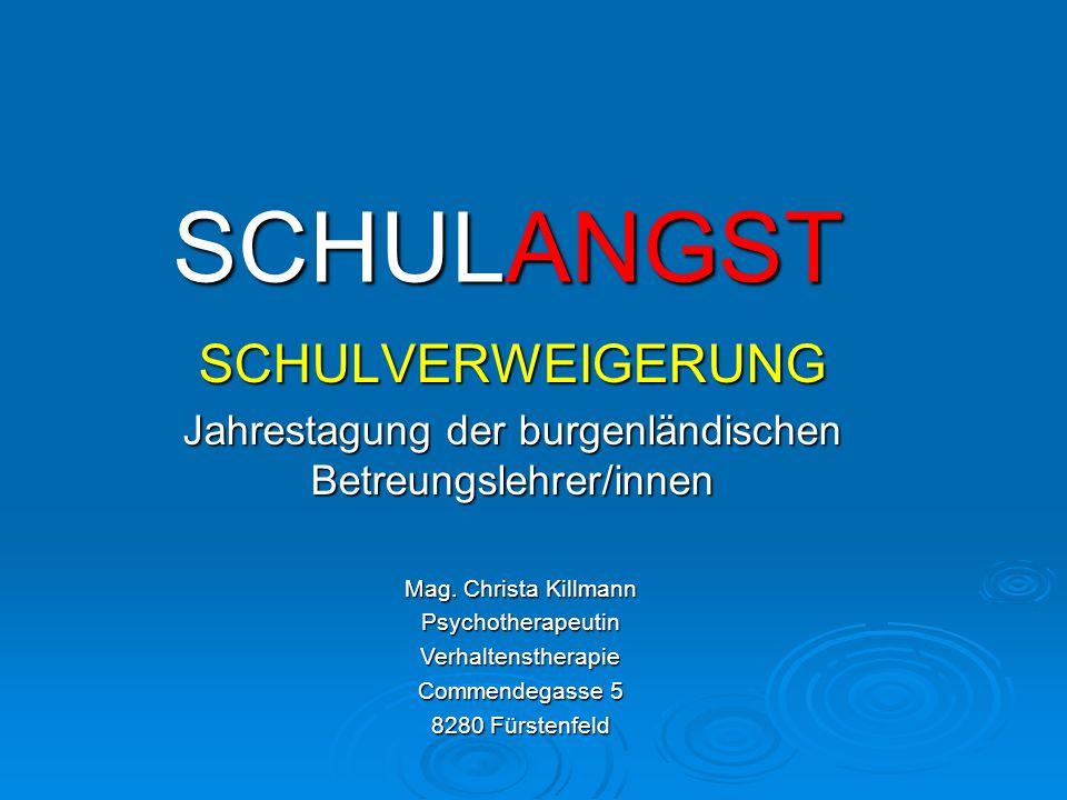 Jahrestagung der burgenländischen Betreungslehrer/innen