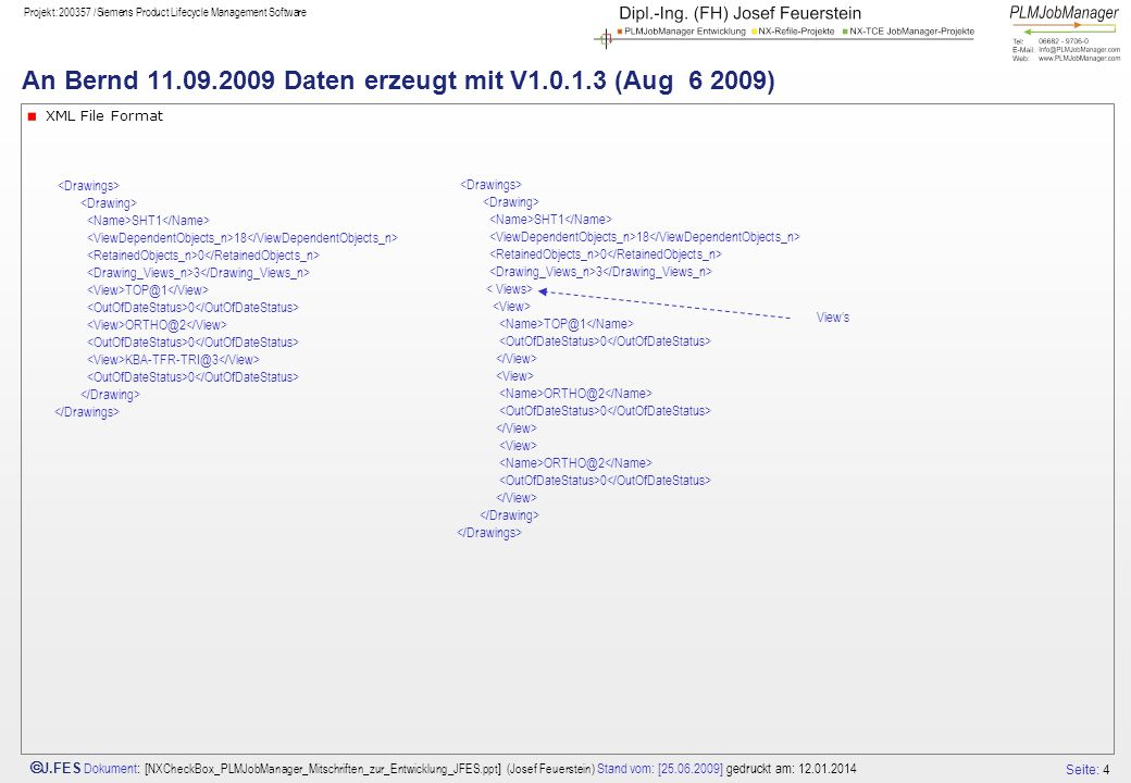An Bernd 11.09.2009 Daten erzeugt mit V1.0.1.3 (Aug 6 2009)