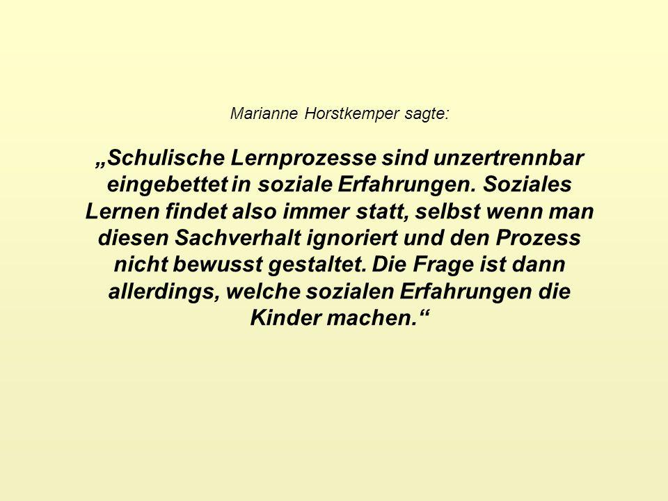 Marianne Horstkemper sagte: