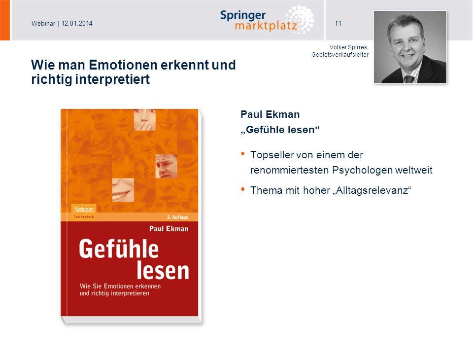 Wie man Emotionen erkennt und richtig interpretiert