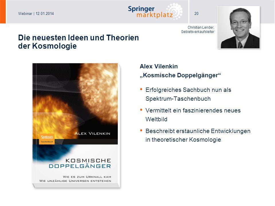 Die neuesten Ideen und Theorien der Kosmologie