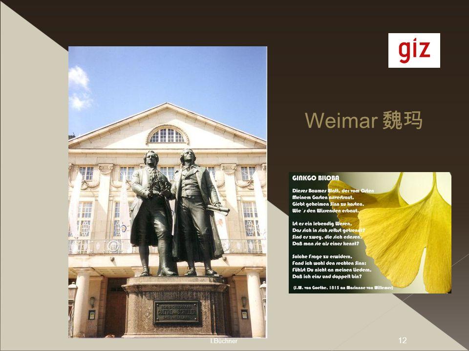 Bekanntestes Bild von Weimar