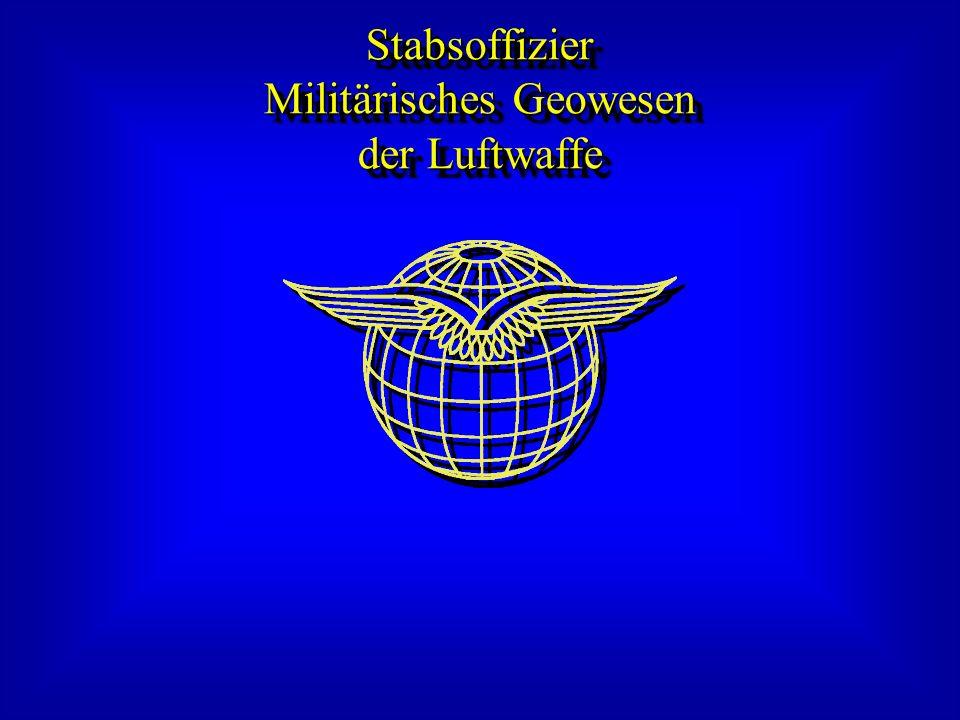 Militärisches Geowesen