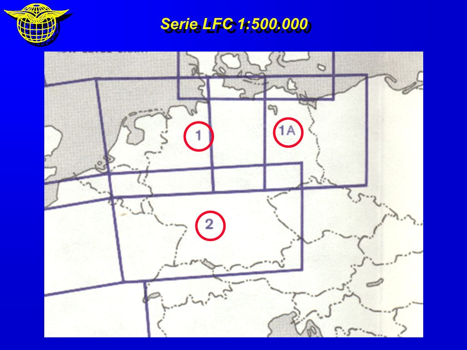 Serie LFC 1:500.000
