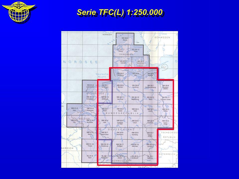 Serie TFC(L) 1:250.000