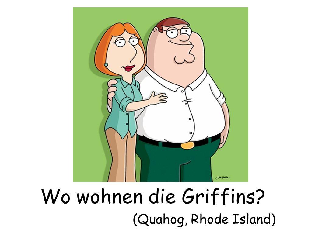Wo wohnen die Griffins (Quahog, Rhode Island)