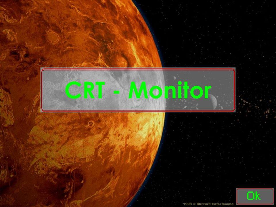 CRT - Monitor