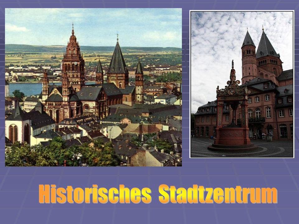 Historisches Stadtzentrum