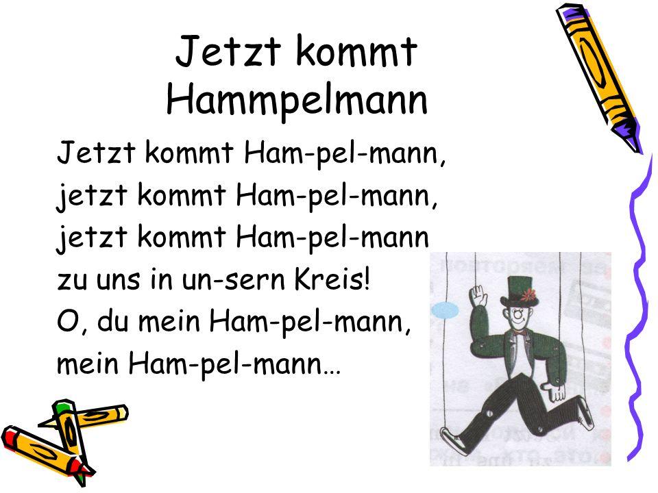 Jetzt kommt Hammpelmann