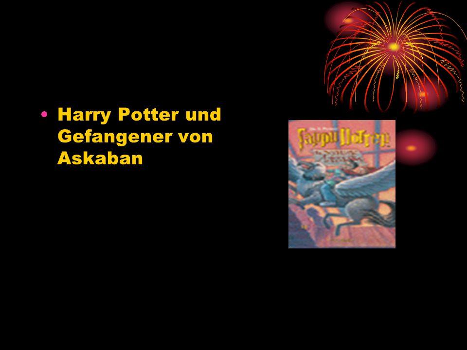 Harry Potter und Gefangener von Askaban