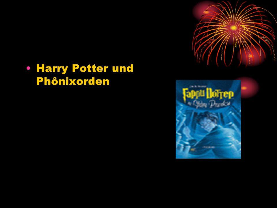 Harry Potter und Phônixorden