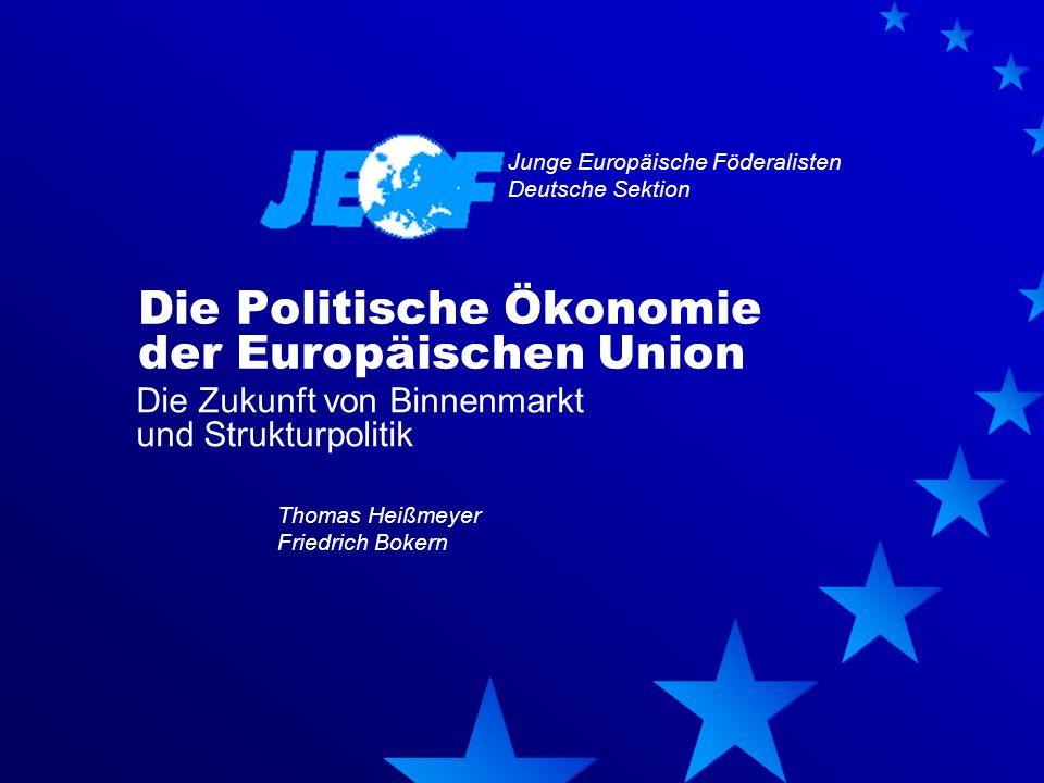 Die Politische Ökonomie der Europäischen Union