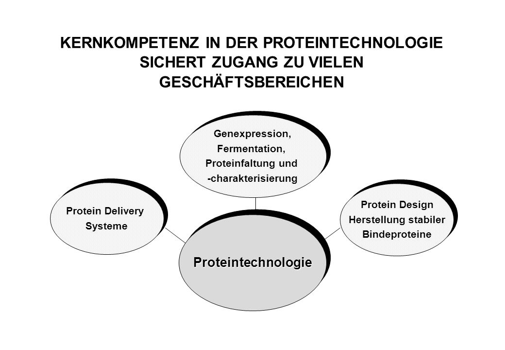 Protein Delivery Systeme