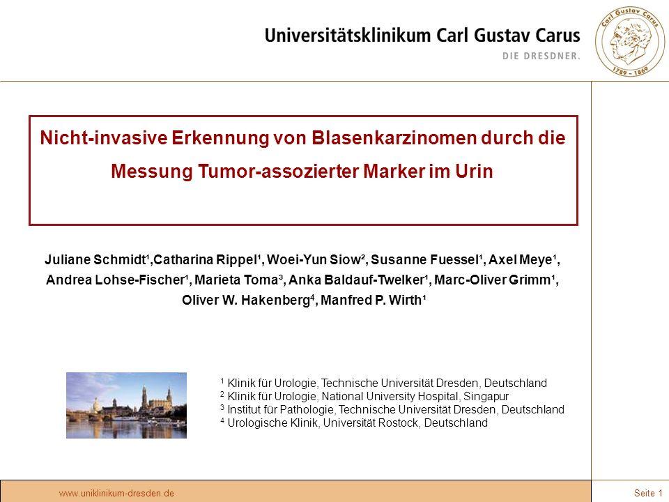 Oliver W. Hakenberg4, Manfred P. Wirth¹