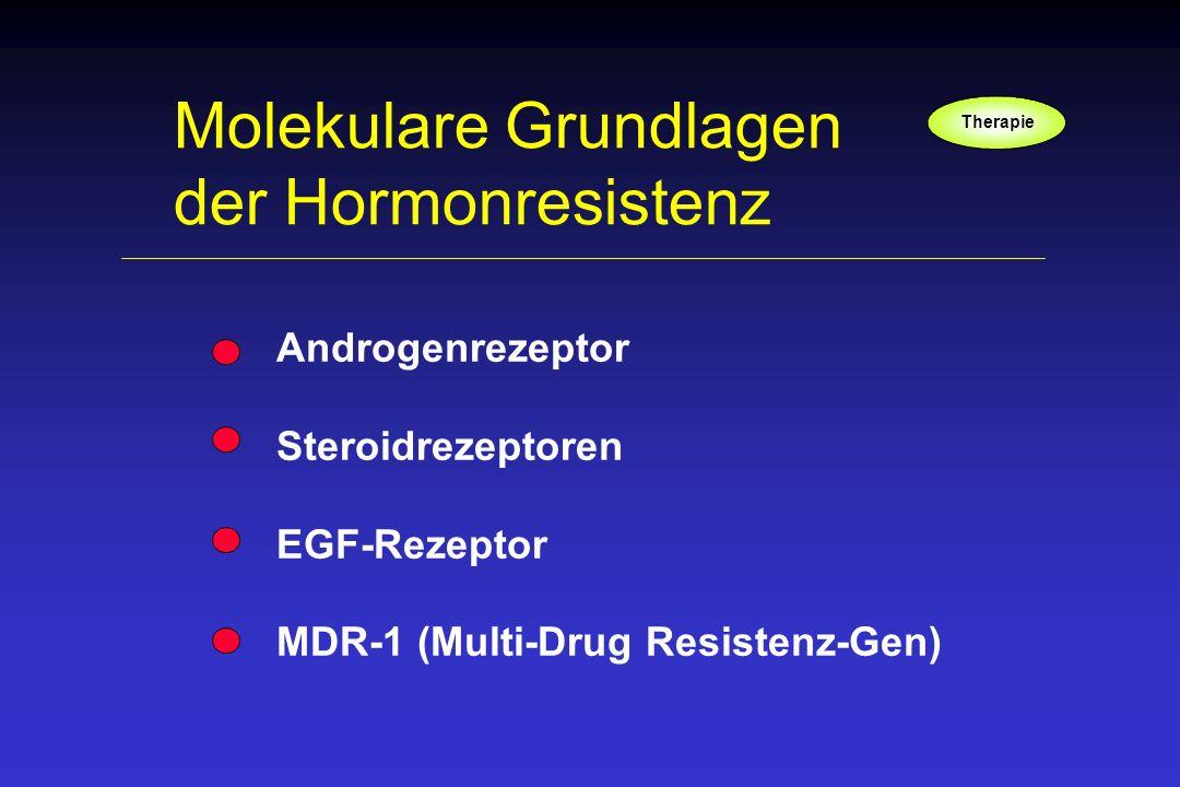 Molekulare Grundlagen der Hormonresistenz
