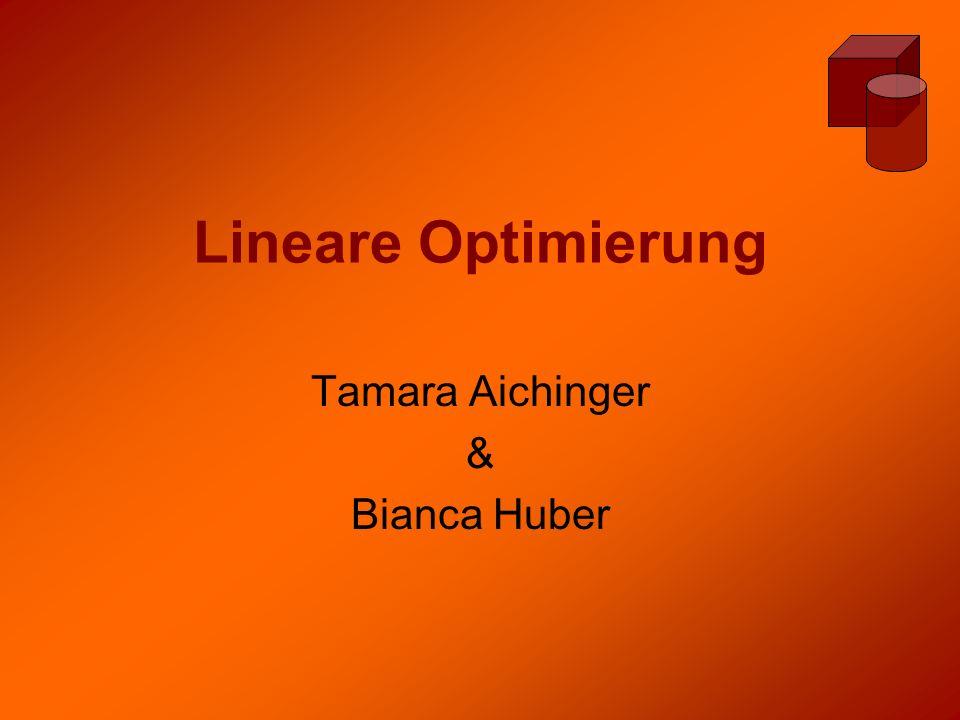 Tamara Aichinger & Bianca Huber