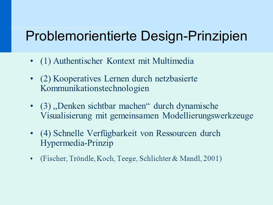 Problemorientierte Design-Prinzipien