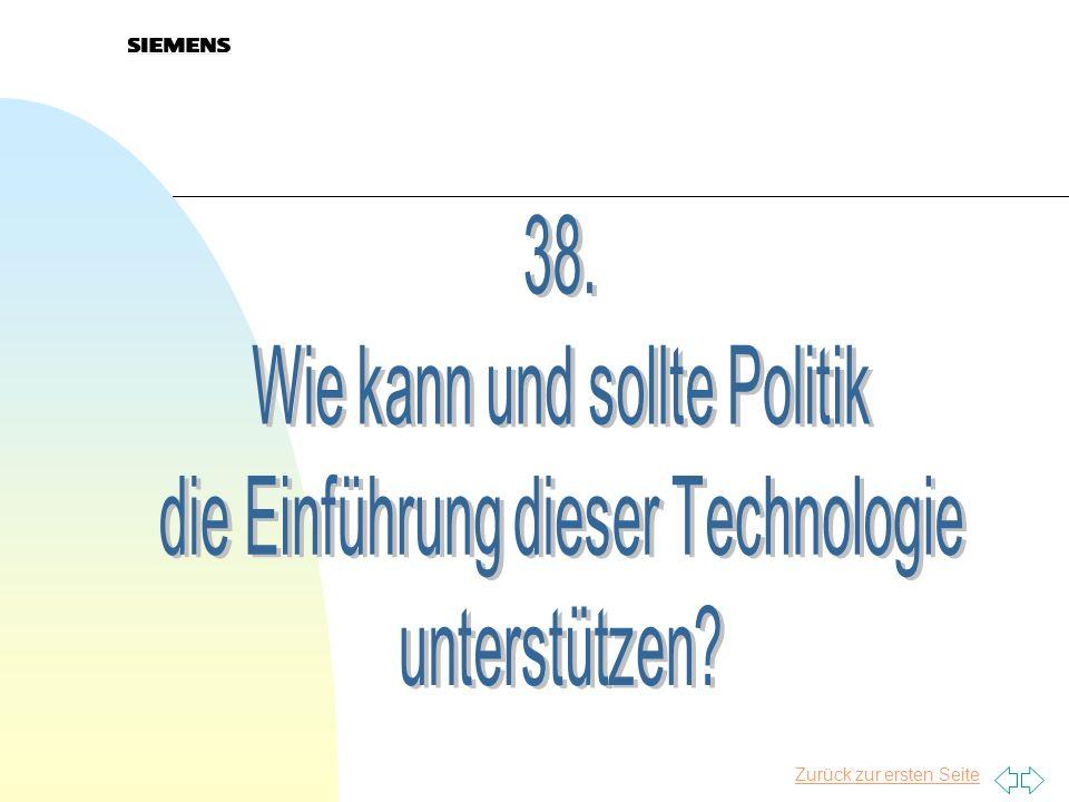 Wie kann und sollte Politik die Einführung dieser Technologie