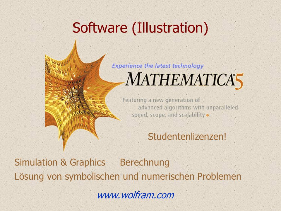 Software (Illustration)