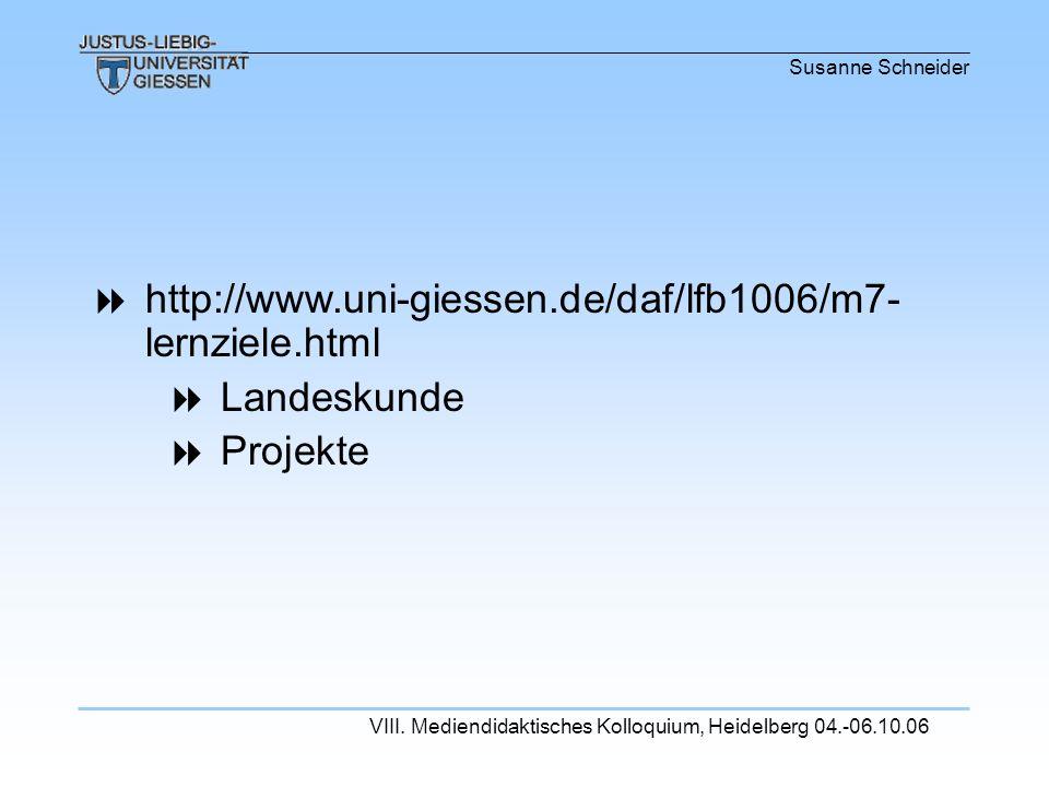 http://www.uni-giessen.de/daf/lfb1006/m7-lernziele.html Landeskunde