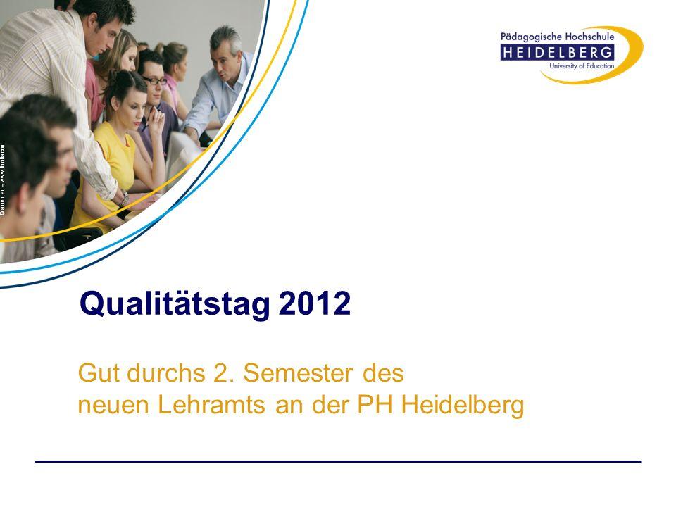 Gut durchs 2. Semester des neuen Lehramts an der PH Heidelberg