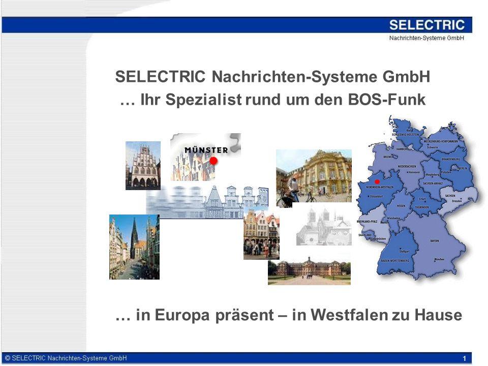 SELECTRIC Nachrichten-Systeme GmbH