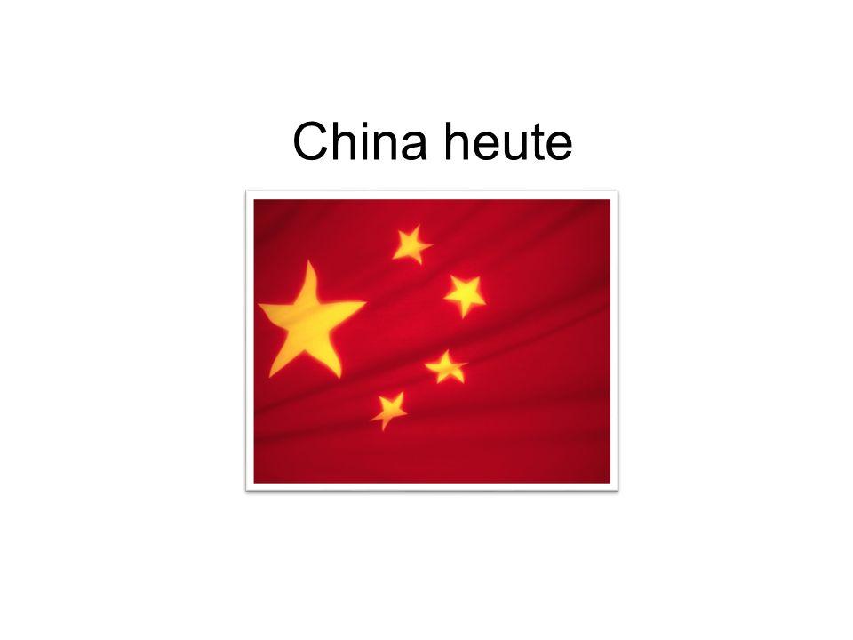 China heute