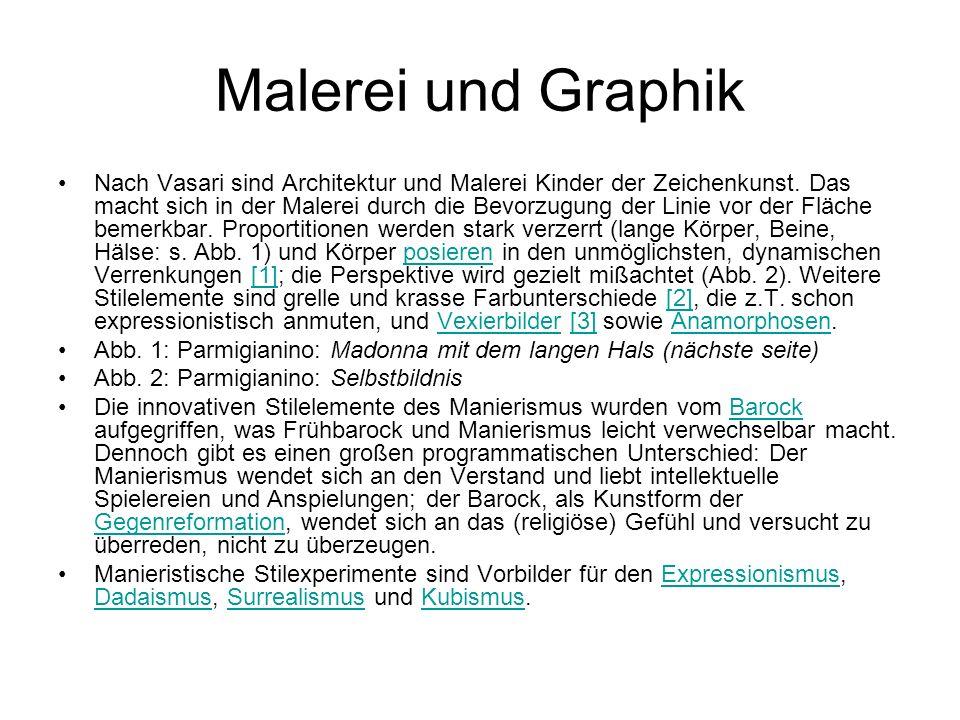 Malerei und Graphik