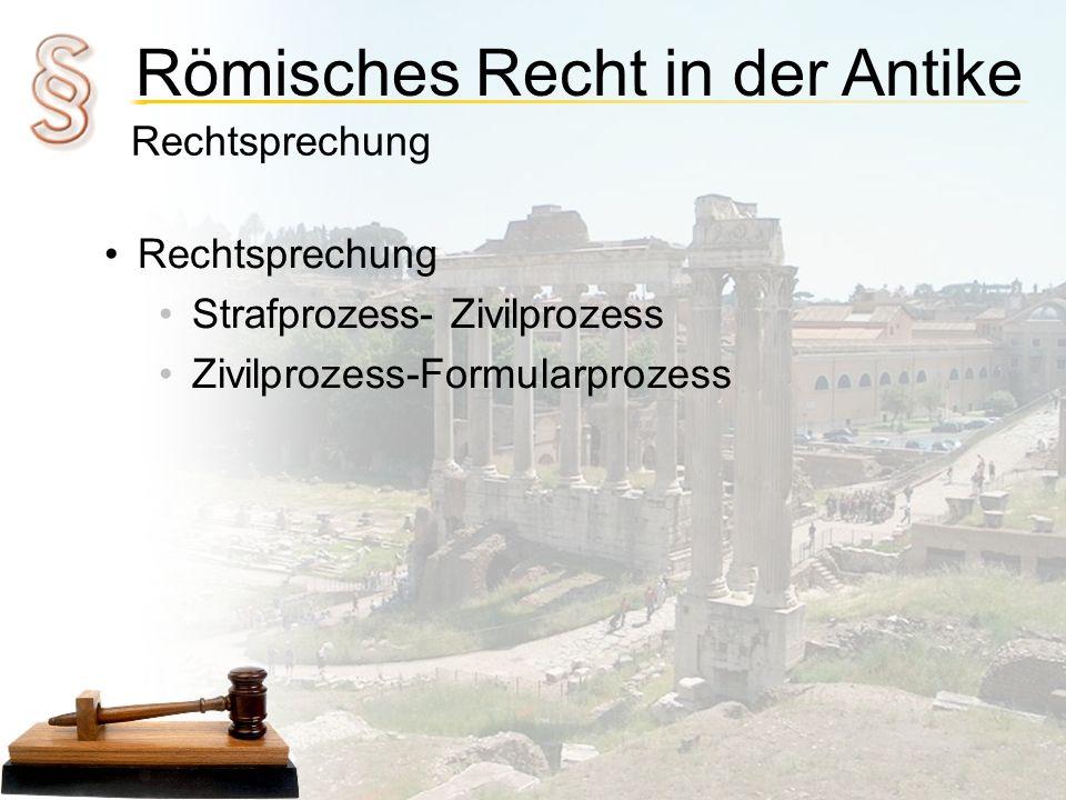 Strafprozess- Zivilprozess Zivilprozess-Formularprozess