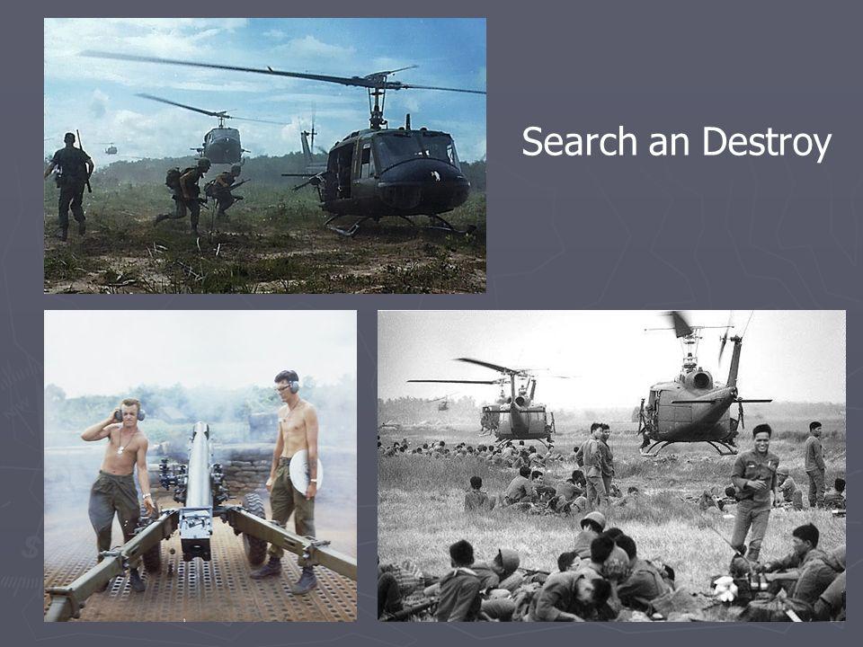 Search an Destroy