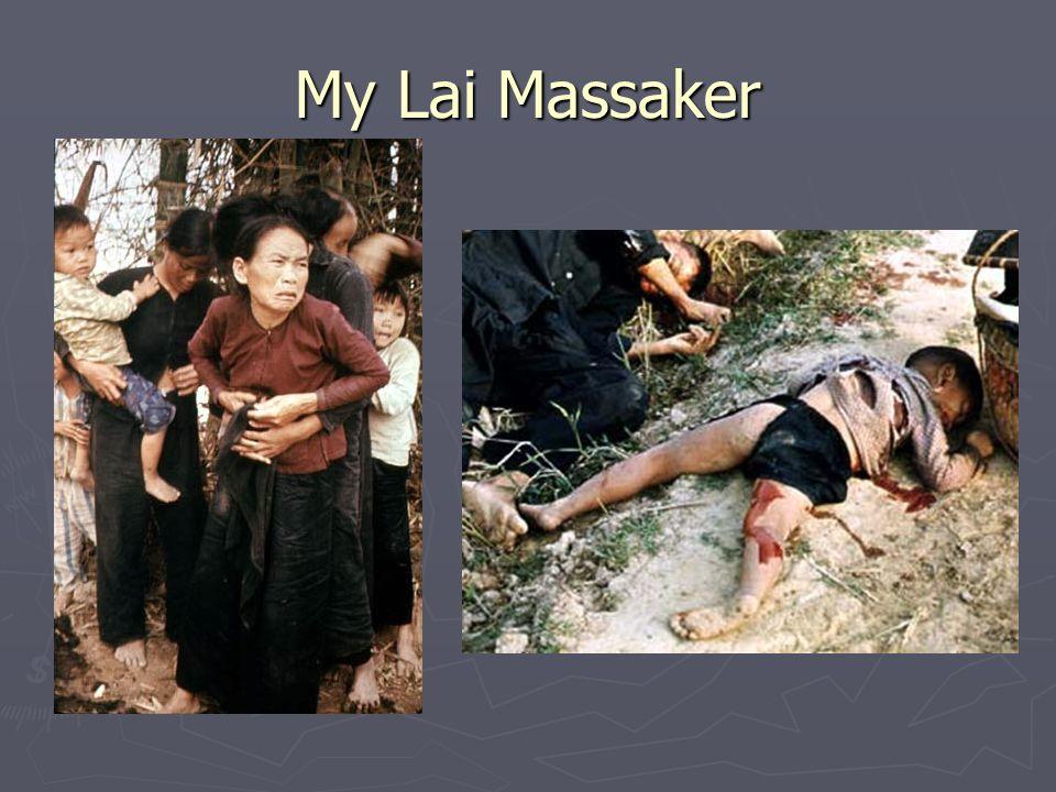 My Lai Massaker