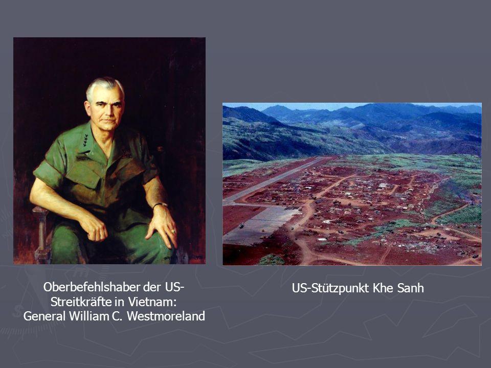 Oberbefehlshaber der US-Streitkräfte in Vietnam: