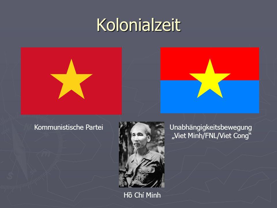 Kolonialzeit Kommunistische Partei Unabhängigkeitsbewegung