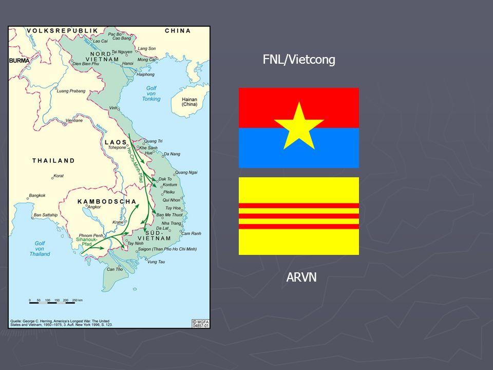 FNL/Vietcong ARVN