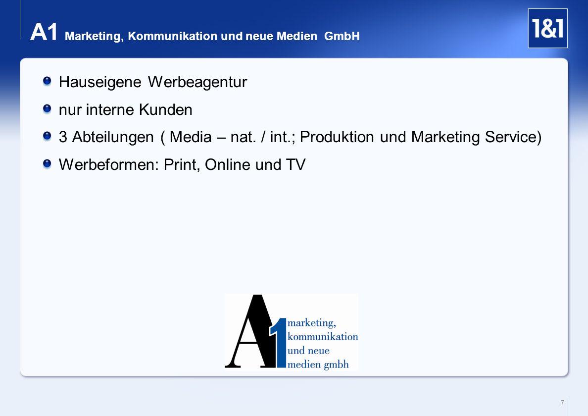 A1 Marketing, Kommunikation und neue Medien GmbH