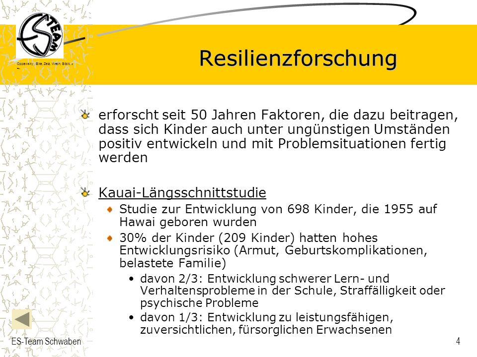 Resilienzforschung