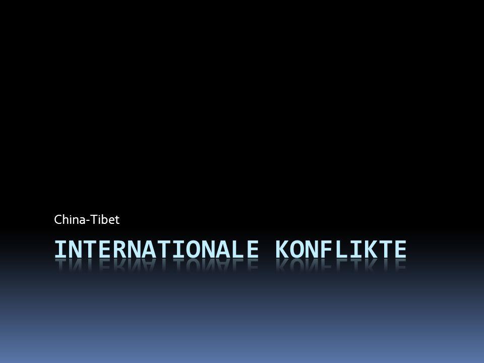 Internationale Konflikte