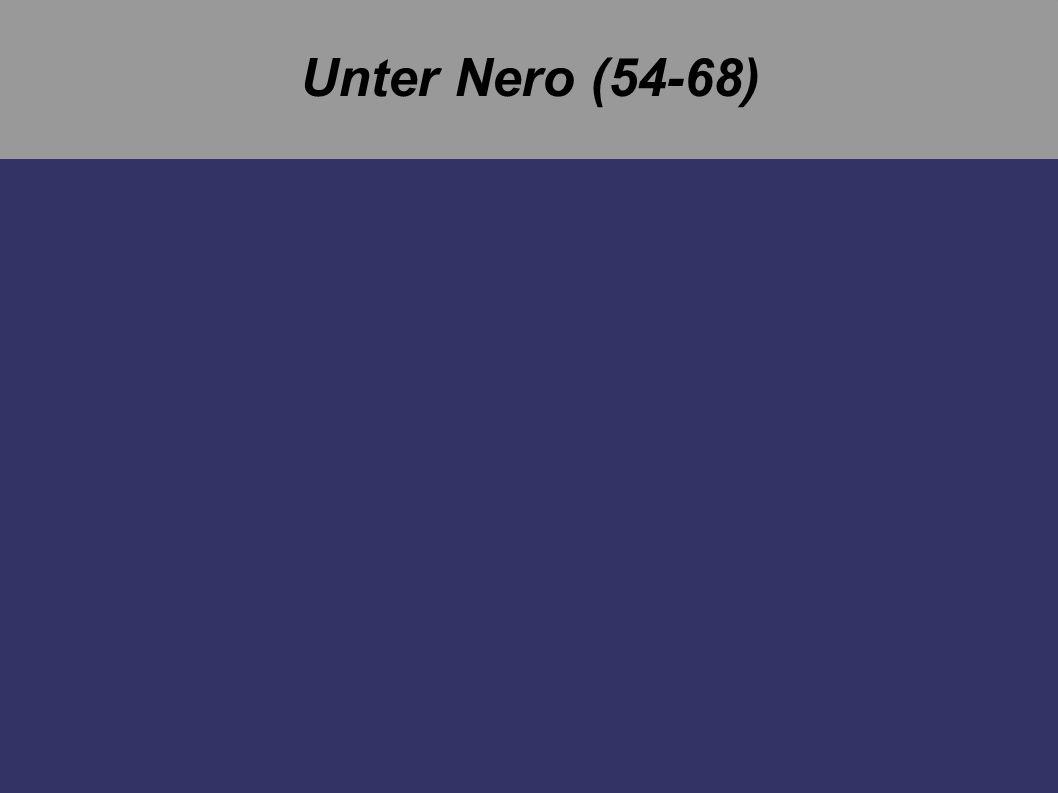 Unter Nero (54-68)